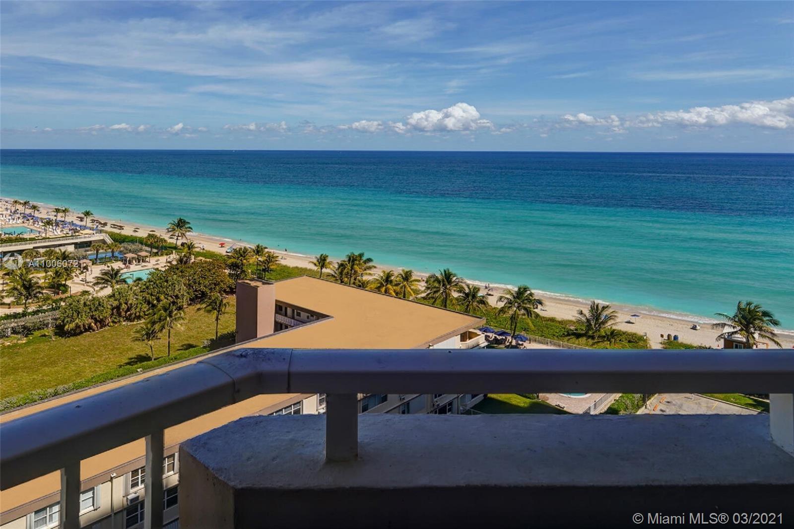 Hemispheres has it all! Resort style living on the ocean, amenities include both ocean & intracoasta