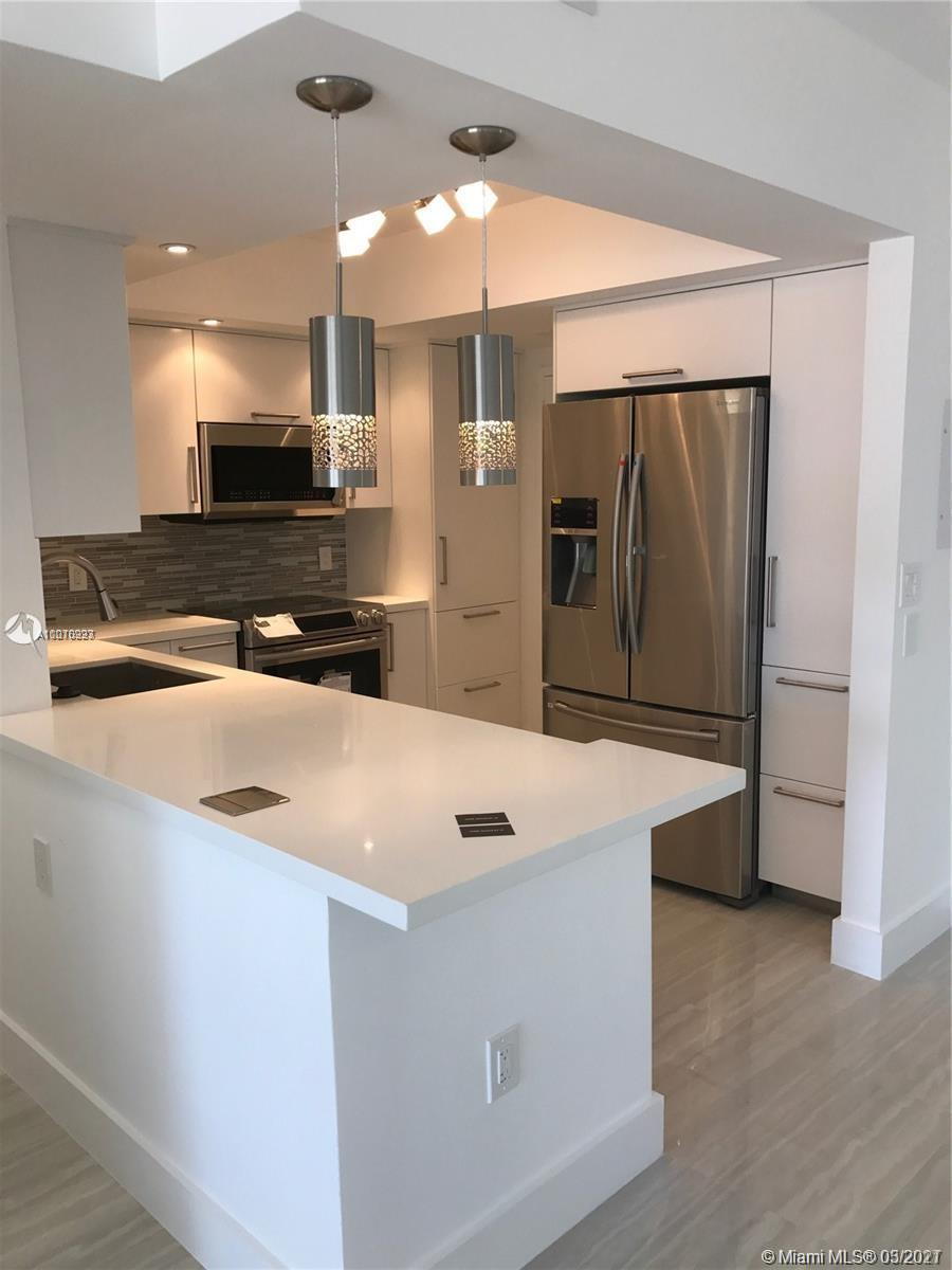 Beautiful unit in The Hemisphere Condo in the heart of Hallandale Beach across the street from ocean