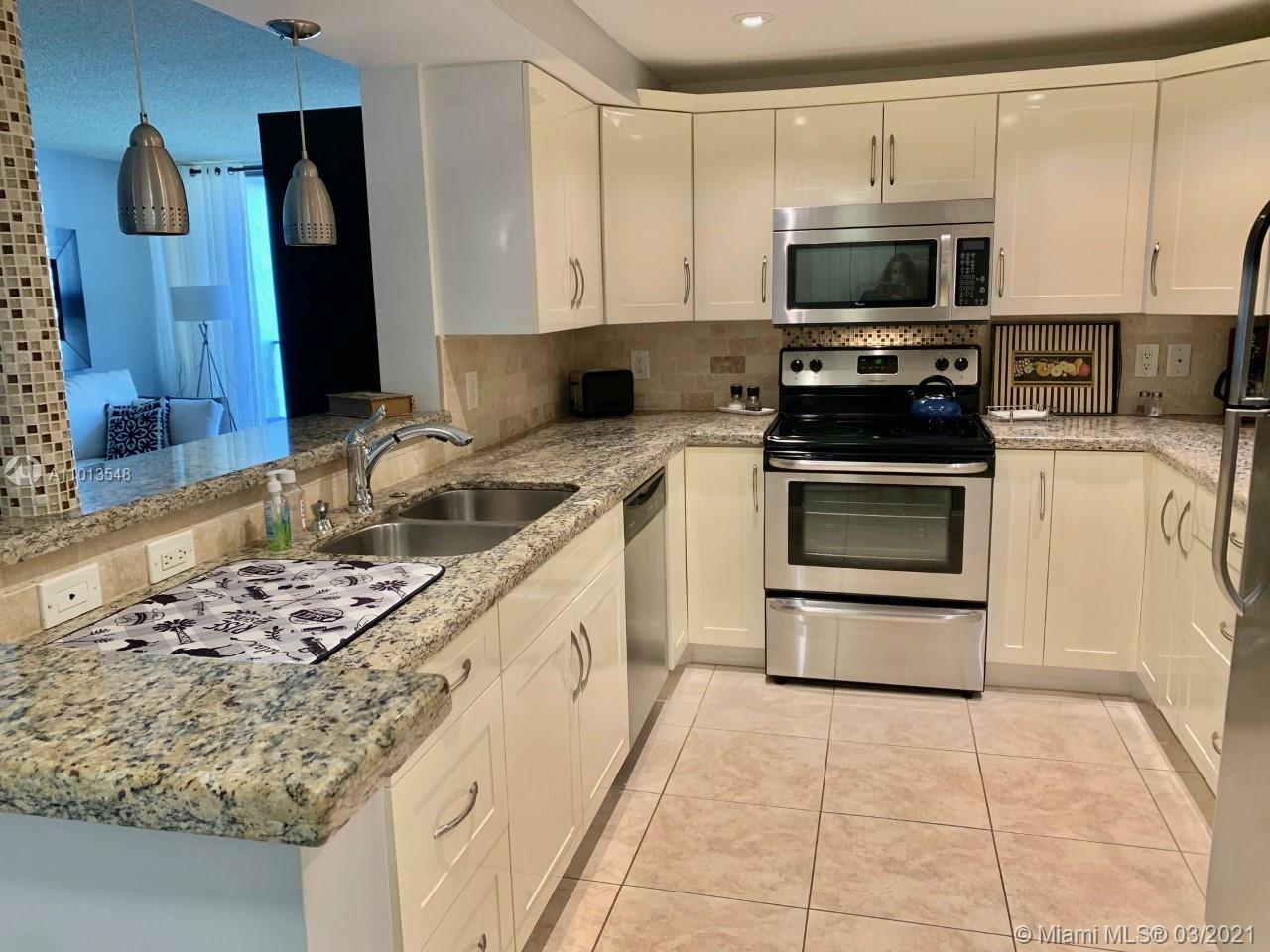 WATER VIEWS FROM EVERY ROOM!  Opportunity strikes! Gorgeous 2 bedroom/2 bath condo directly on the i