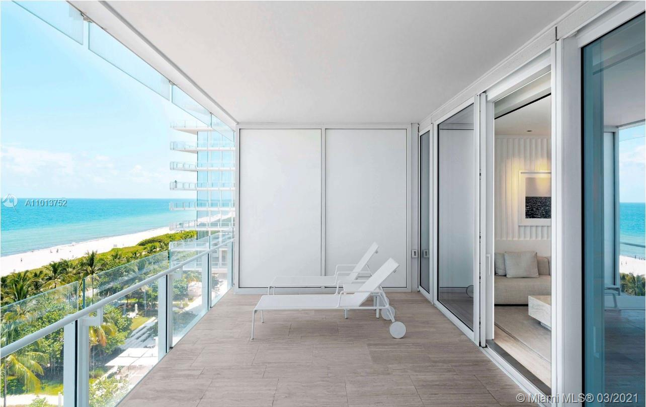 Enjoy FOUR SEASONS HOSPITALITY in this 1 Bed +Den, 2.5 Bath OCEANFRONT Residence furnished by Parisi