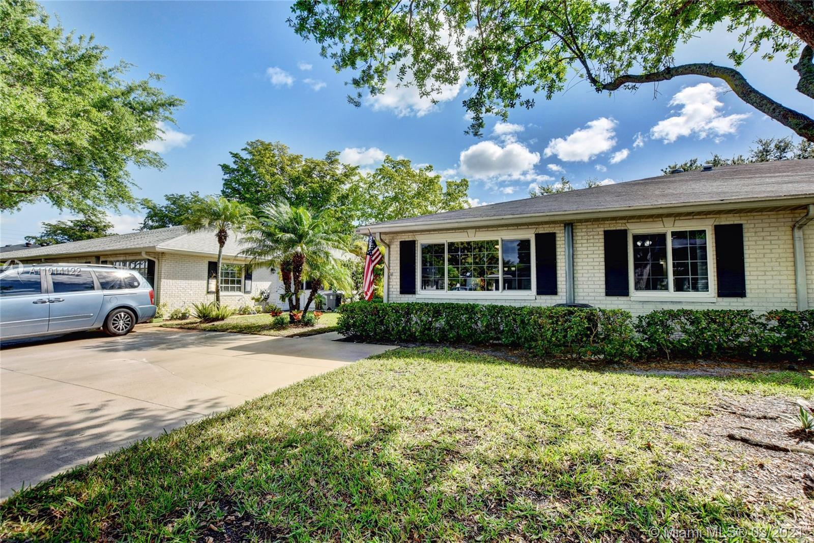 WOW...! Very impressive, move-in-ready, 2 bedroom, 2 bath, finally available...! This adorable home