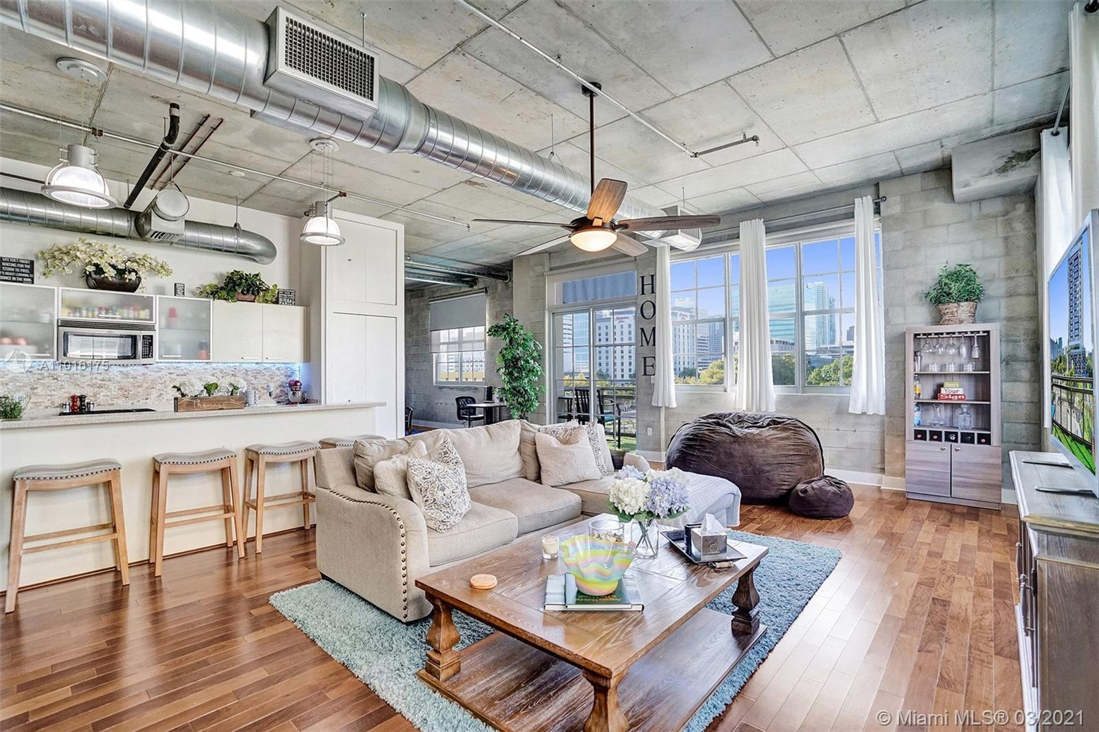 This New York inspired loft building was the defining project that ignited a booming Arts District i