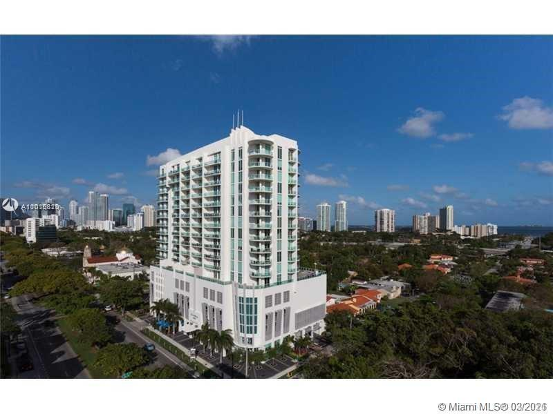 Penthouse Unit with Spectacular Water and Skyline Views!  Soaring 12' high ceilings.