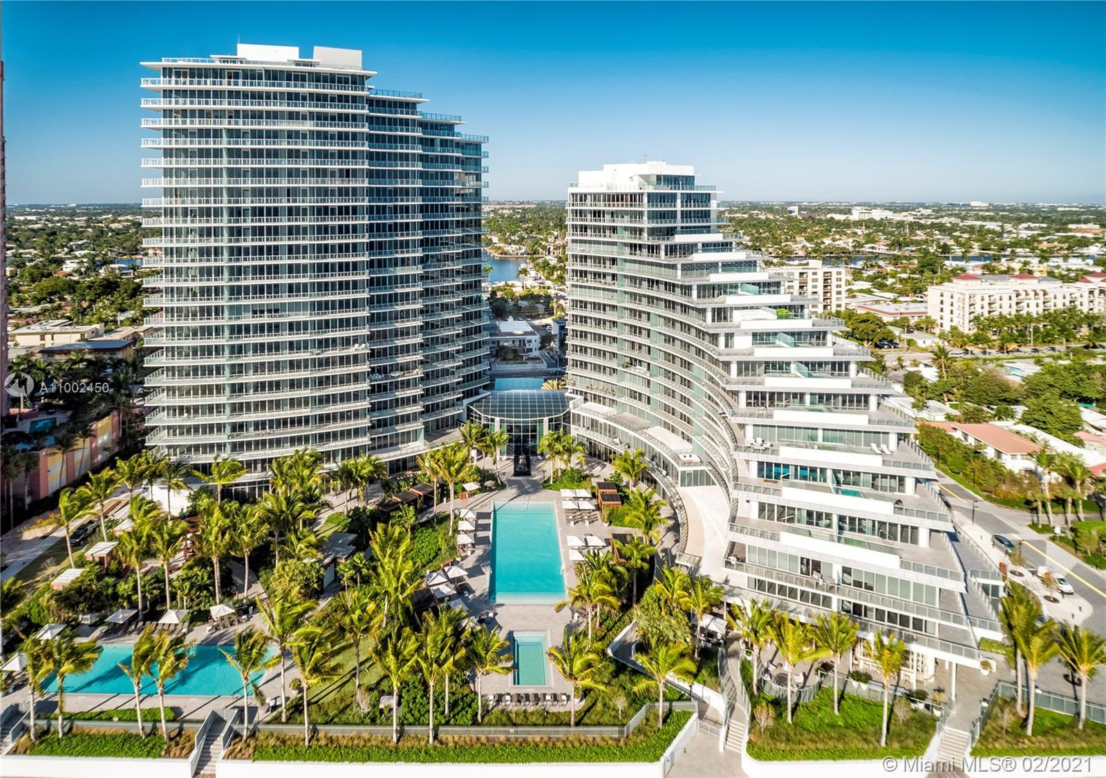 N604 RESIDENCE ARRIVES INTO YOUR PRIVATE ELEVATOR TO EXPERIENCE A GOREGOUS NORTH OCEAN, INTRACOASTAL