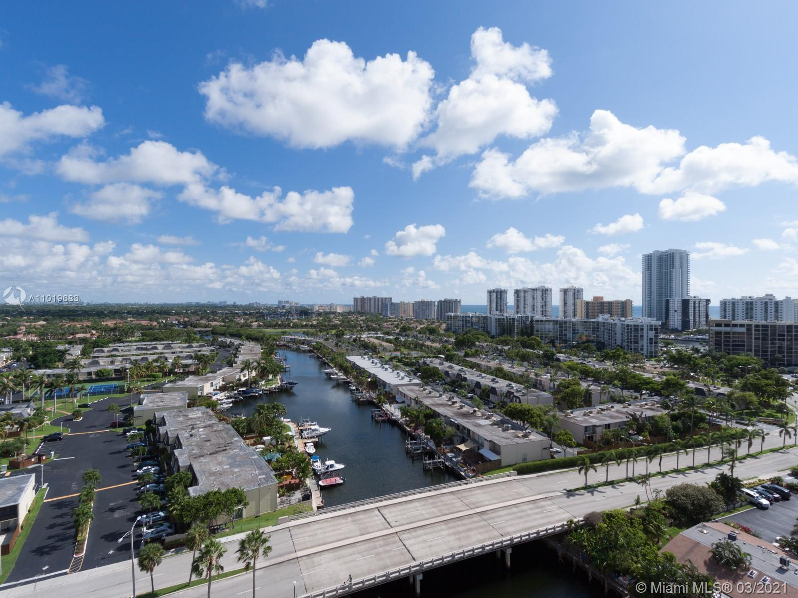 SPECTACULAR WATERFRONT CONDO OVERLOOKING THE INTRACOASTAL. NORTHEAST CORNER WITH LARGEST BALCONY IN