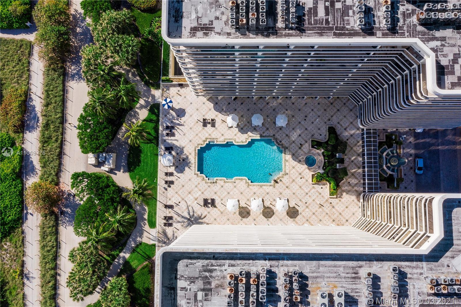 Luxury living at Solimar Oceanfront condos.  Just steps away from the famous Bal Harbour Shops, rest
