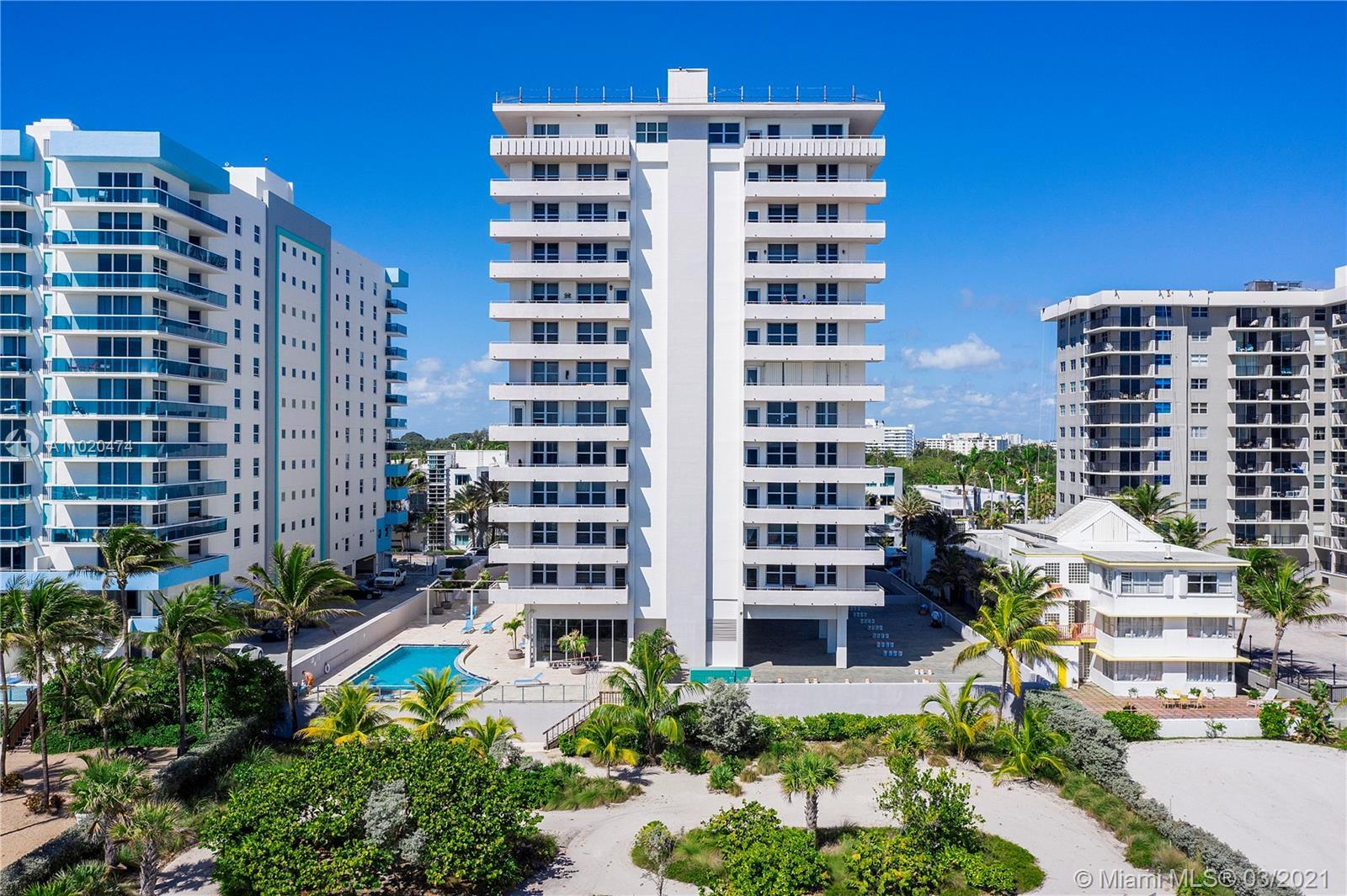 Welcome to the lovely Four Winds Condominium located in the popular beach town of Surfside, FL. Curr