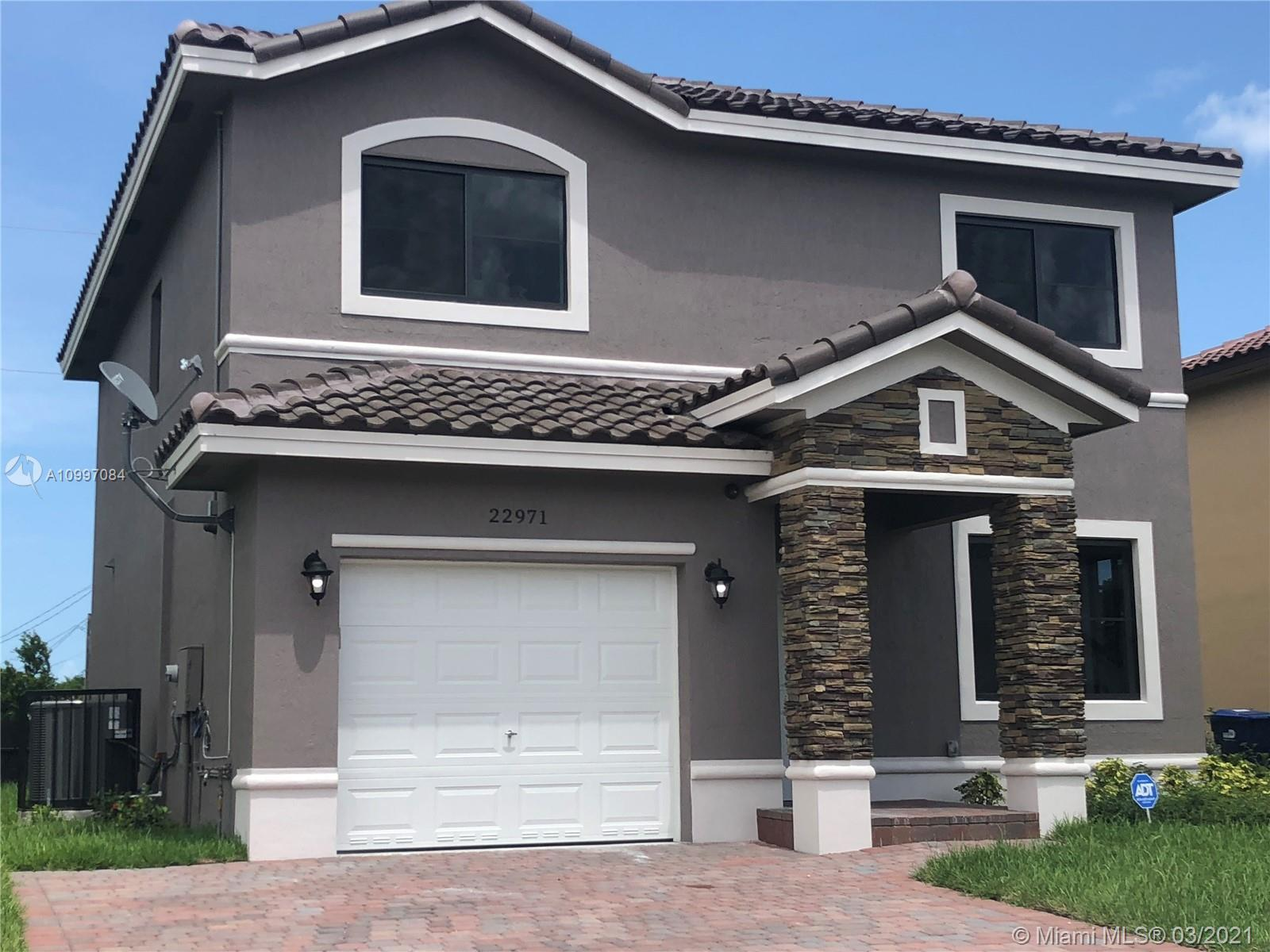 New Construction, $30 HOA, NO CDD Tax,  Only 29 exclusive homes. Spacious interior rooms, modern and elegant kitchens & striking exterior facades are among the many characteristics. 20x20 Ceramic Floors, Stainless Steel Appliances, Granite Counter tops & wood cabinets in Kitchen and Bathrooms and smart system included (S.H.I.P.) Incentives for Closings available when using Builder's Preferred Lender. Call/Text LISTING AGENT for details, appointments and incentives.