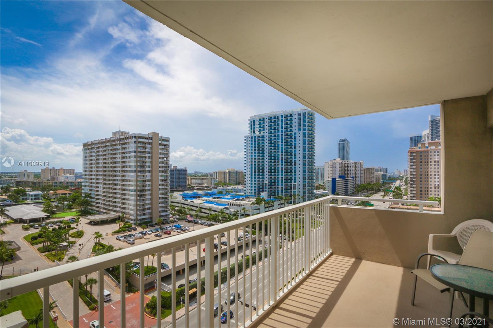 Hemispheres Ocean South. Beautiful Ocean and Intracoastal views from this 11th floor 2 bedroom 2 bat
