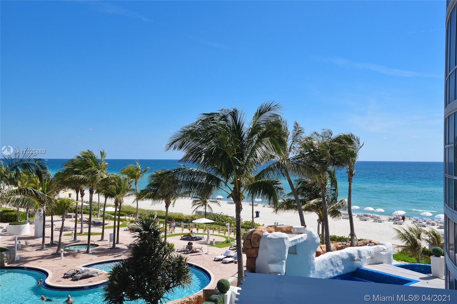 Home is Where the Beach is and an Extra Large Terrace like your own Private Pool Deck! 2 Br 2 Bath u