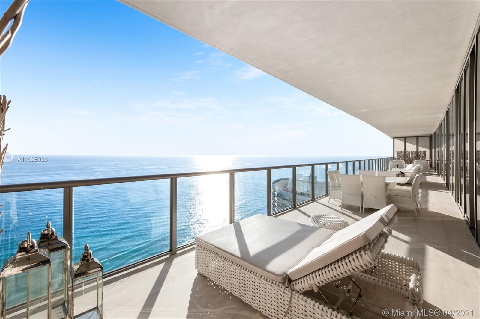 Unique opportunity to own this Penthouse Mansion on the sky at the St. Regis Bal Harbour. Two units