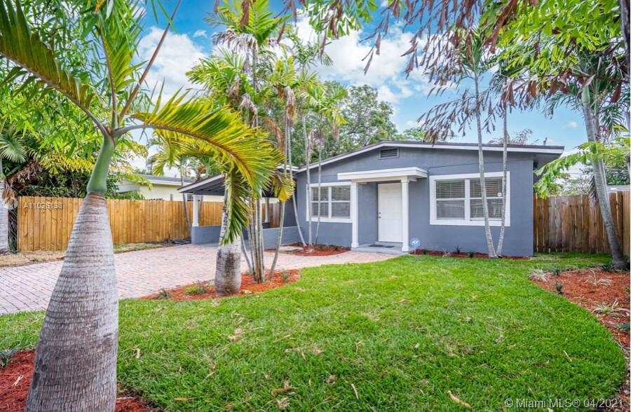 Just bring your toothbrush to this 2/1 totally renovated new home.  Features you will enjoy will be
