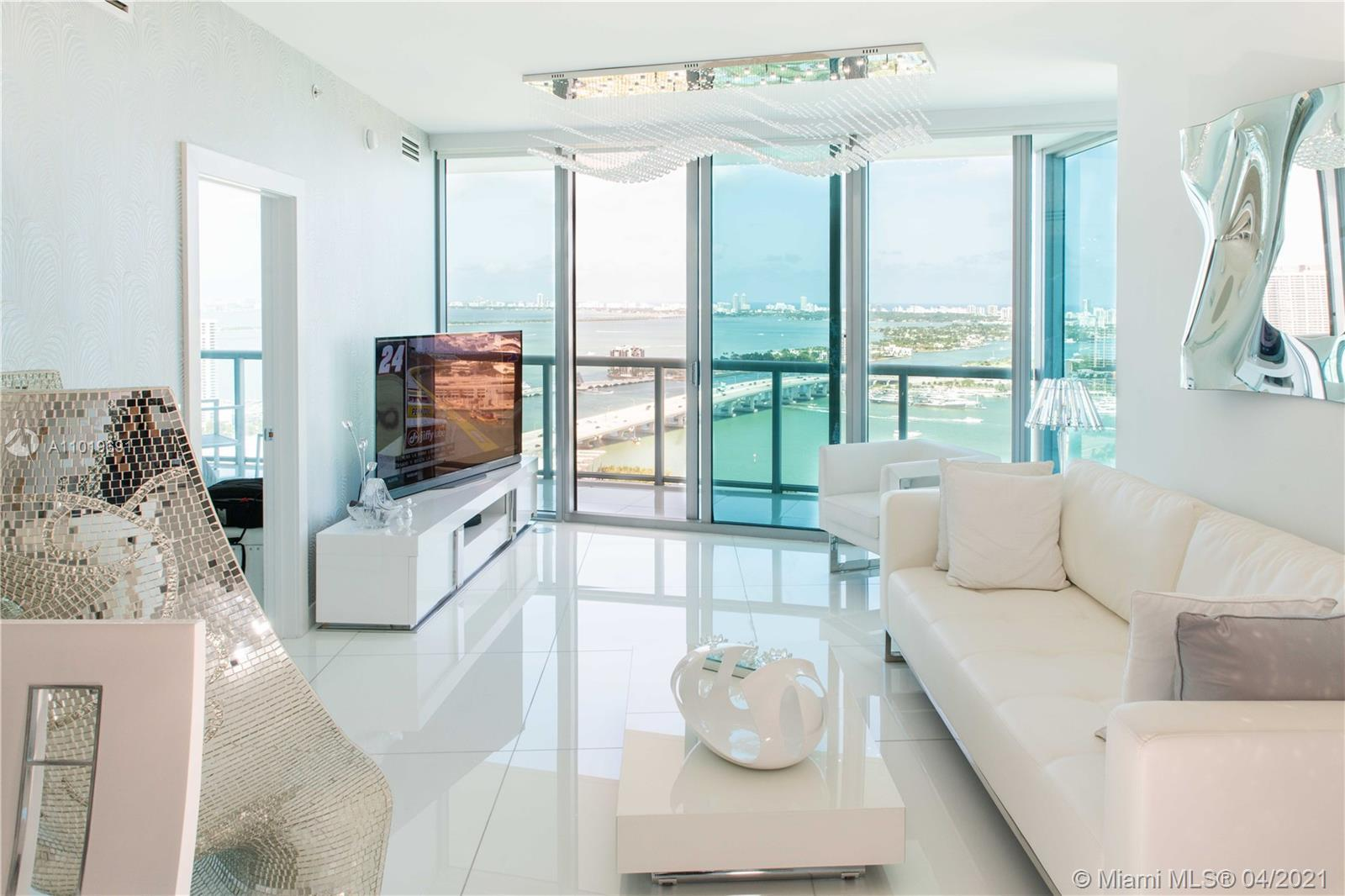 Prepare to be impressed when you enter this superbly maintained and presented high end luxury Condo!