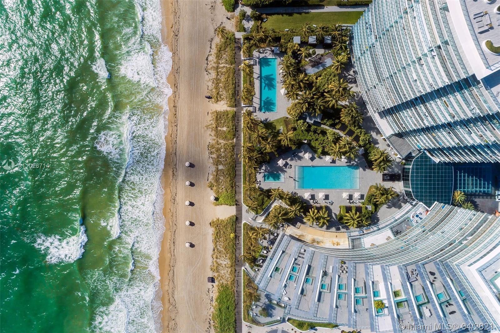 Furnished Beach House! This customized luxury oceanfront residence at Auberge Beach will astound you