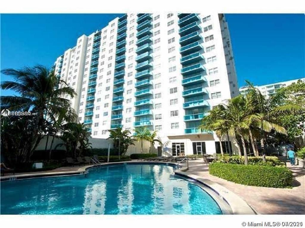***Building allows short term rentals*** .Amazing 2 bedroom/2 baths apartment located in Hallandale
