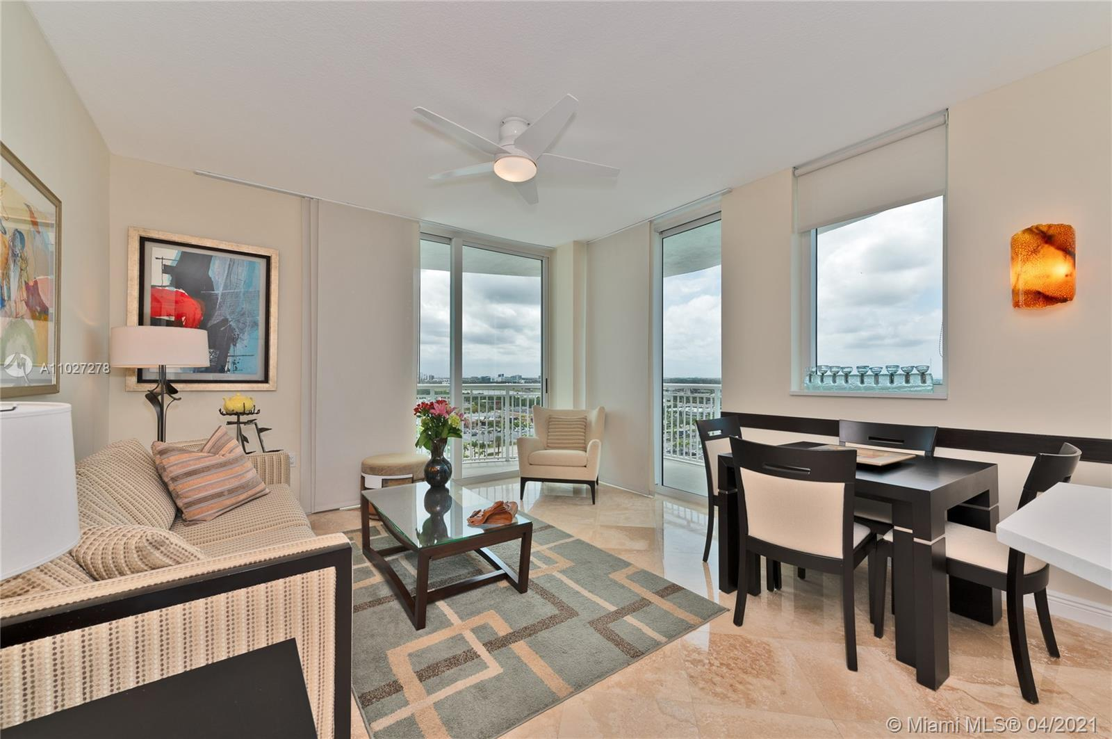 Luxury at its Best at the Desirable Resort-Style Living DUO Condominiums!!! This Immaculate Furnishe
