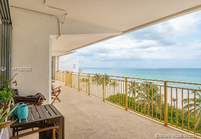 FABULOUS OCEANFRONT BUILDING ON THE SOUTH END OF HOLLYWOOD BOARDWALK.