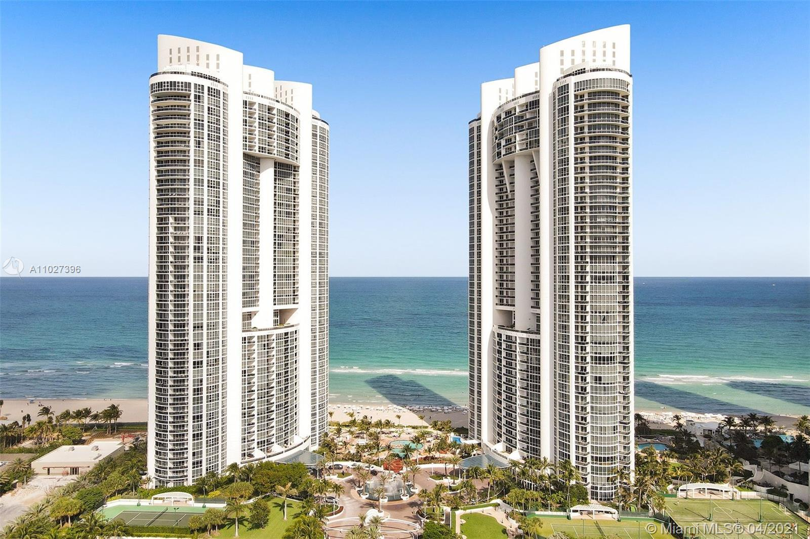 Luxury at its finest in this amazing oceanfront condo at the Trump Palace.  This Sunny Isles Beach G