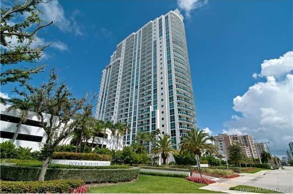 PREMIUM LOCATION. CROSS STREET TO BEACH. BALCONY VIEW TO INTRACOASTAL, OCEAN, AND SKYLINE. ONE BDR &
