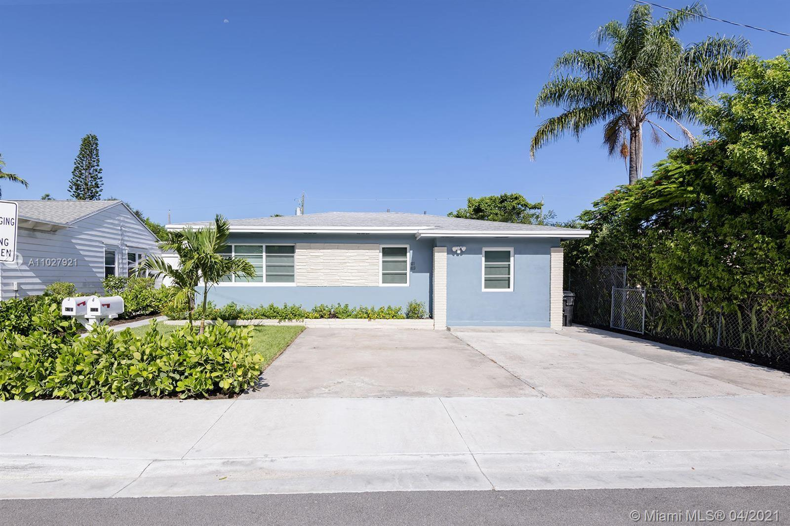 Fantastic opportunity for DUPLEX property in prime location in Lake Worth Beach! Fully Updated duple