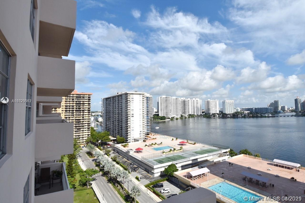 Gorgeous 2 bedroom 2 bath high floor condo with amazing views of the Intracoastal and Ocean.  lot of