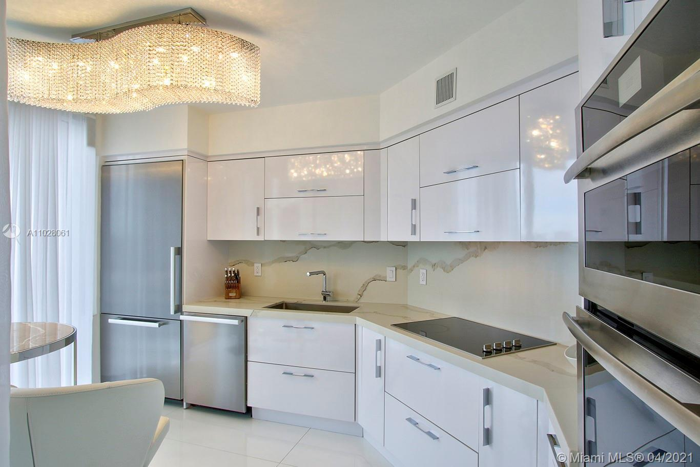 Exquisite Oceanfront Unit in the heart of Sunny Isles Beach.  Decorator Details throughout entire u