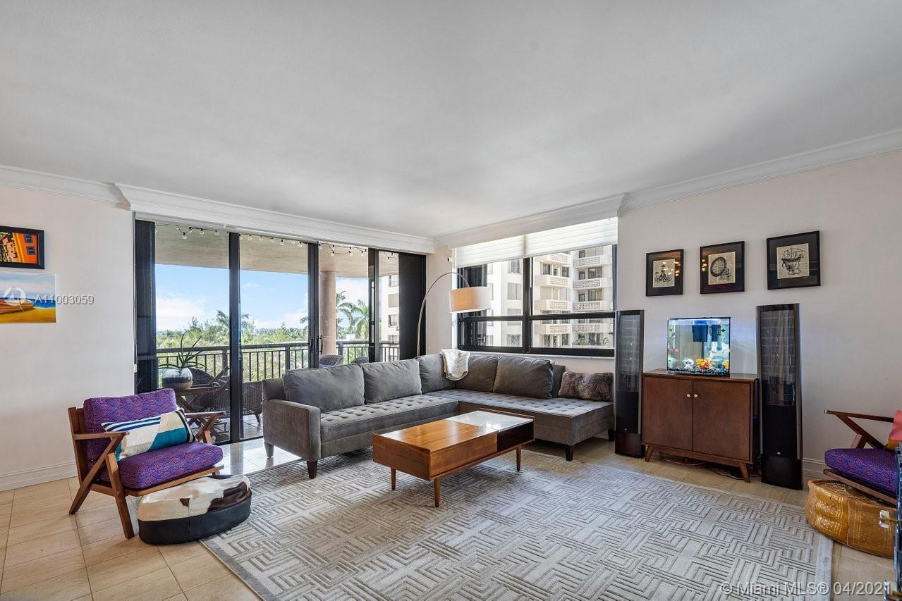 Rare and spacious 3 bedroom (2 1/2 bath) in exclusive beachside Bal Harbour Village. Ocean front bui