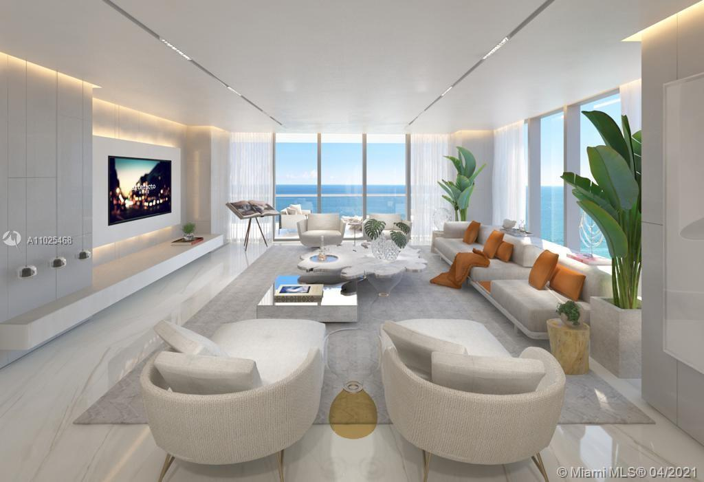STUNNING RESIDENCE WITH BREATHTAKING VIEWS FROM THE 43TH FLOOR IN THE BRAND NEW TURNBERRY OCEAN CLUB