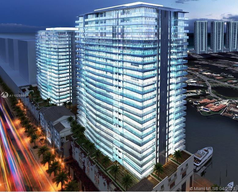 BRAND NEW BUILDING IN SUNNY ISLES  ALL NEW !!!