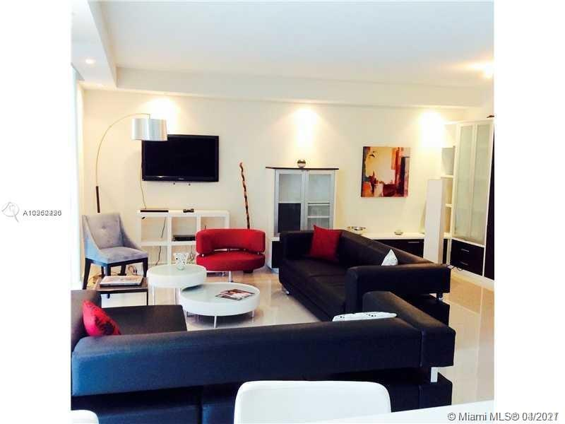 Spacious studio white ceramic floor .Beautiful decorated with a Murphy bed that gives you the feel o