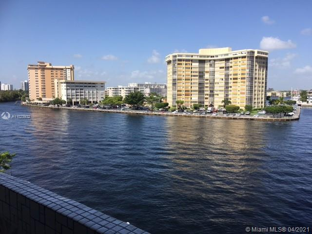Rarely available, one of a kind SW corner unit overlooking beautiful Intracoastal waterways! Large s