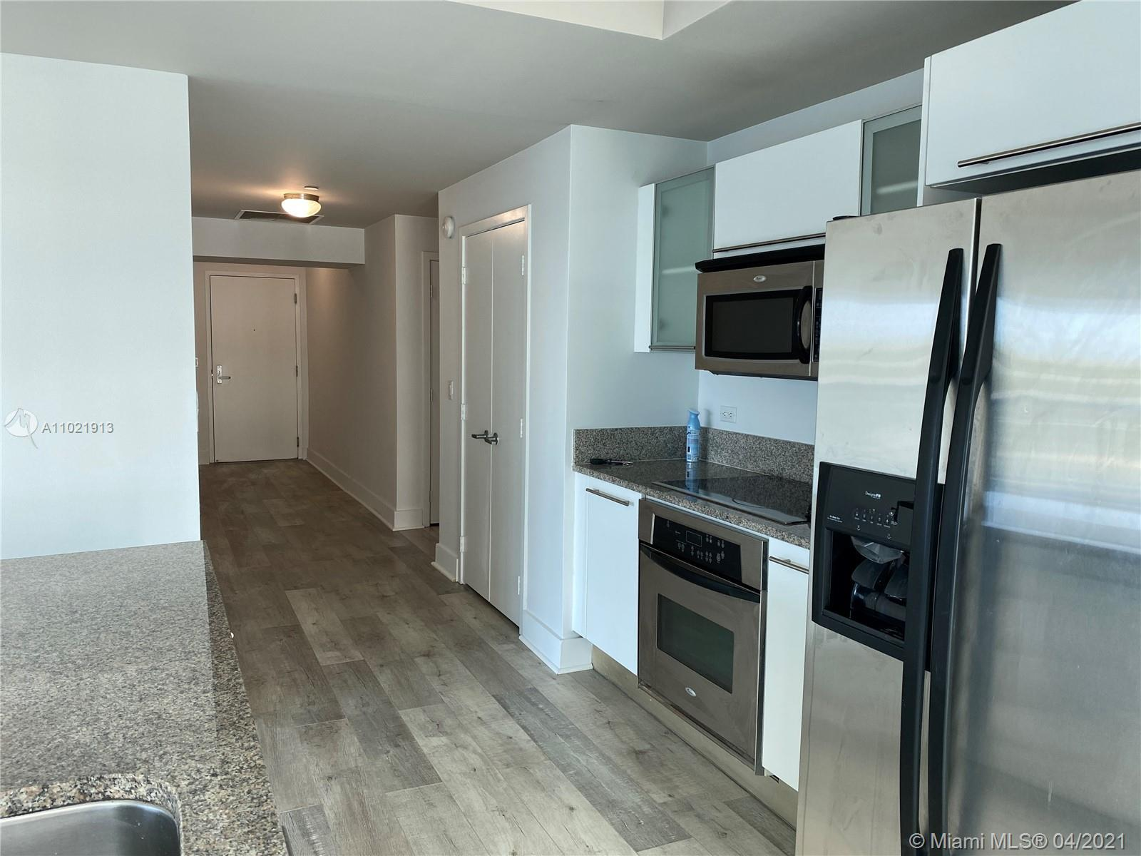 Spectacular & Spacious corner unit with 2 Beds/ 2 Baths ideally located close to Brickell, Wynwood &