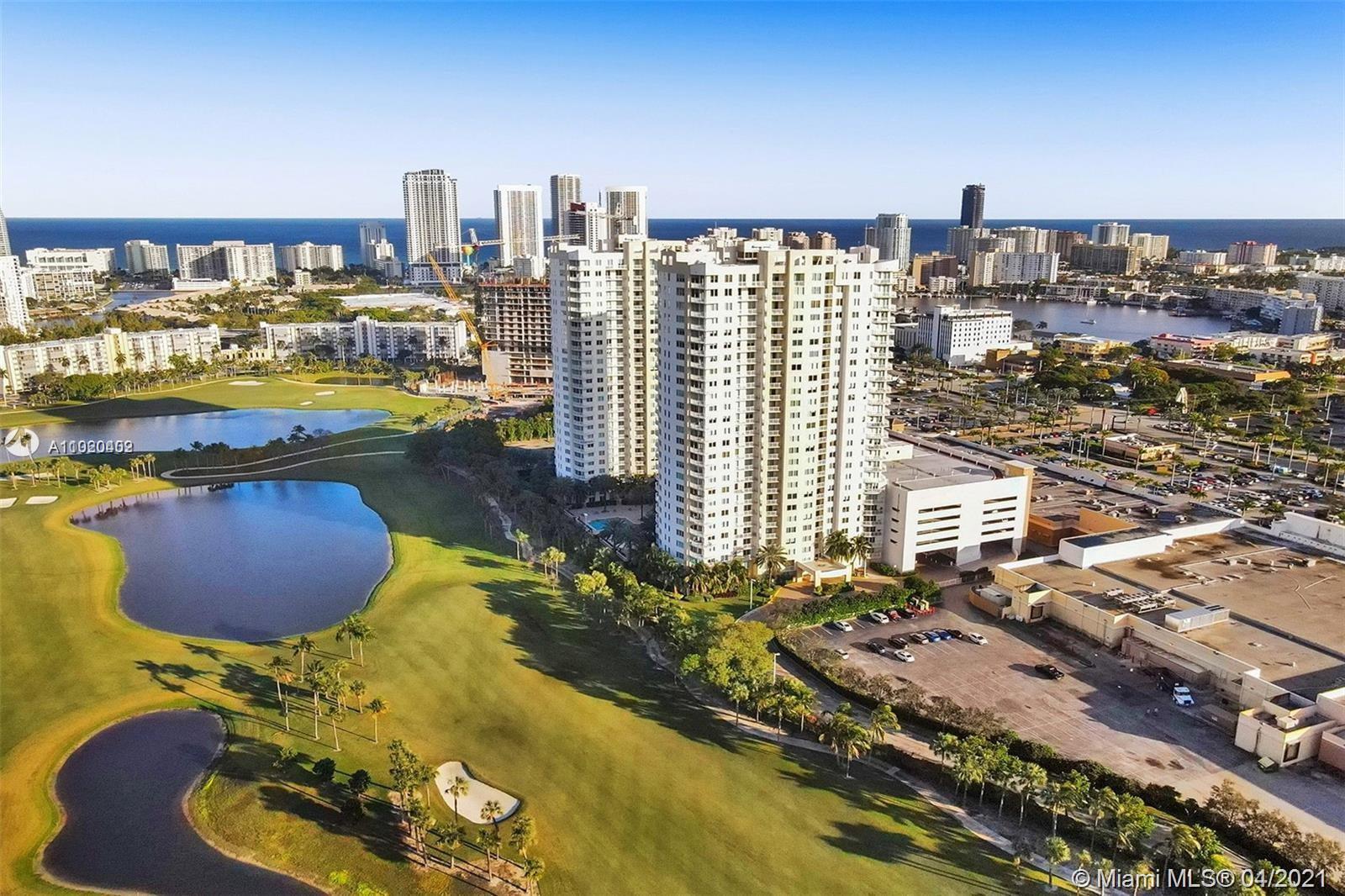 TURN-KEY apt with breathtaking Golf Course, Lake, Ocean & Pool Views from Wrap Around Balcony. Terri