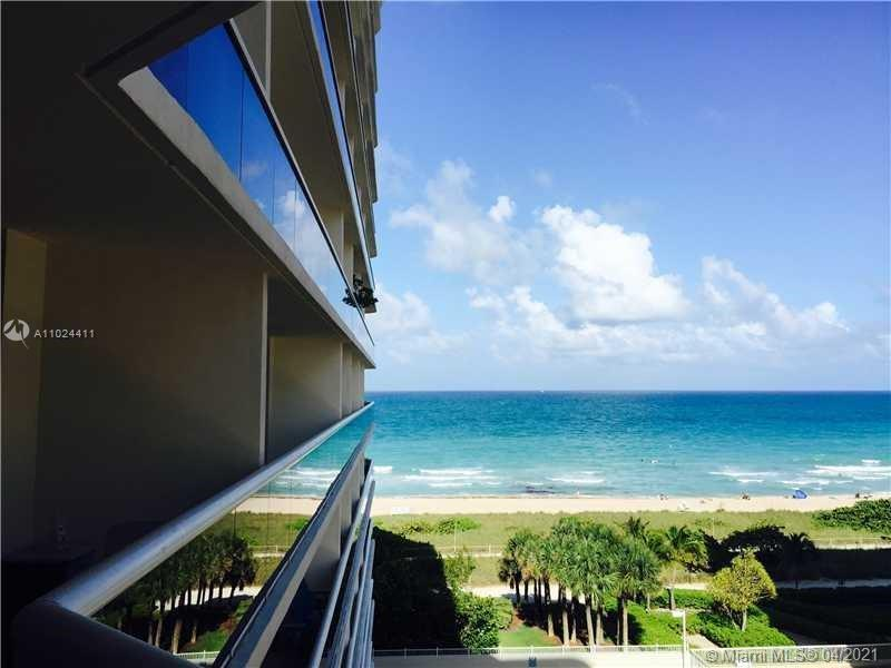 LUXURIOUS OCEANFRONT BUILDING IN EXCLUSIVE SURFSIDE! SPACIOUS OCEAN VIEW APARTMENT, 3 BED/3 BATH 1,7