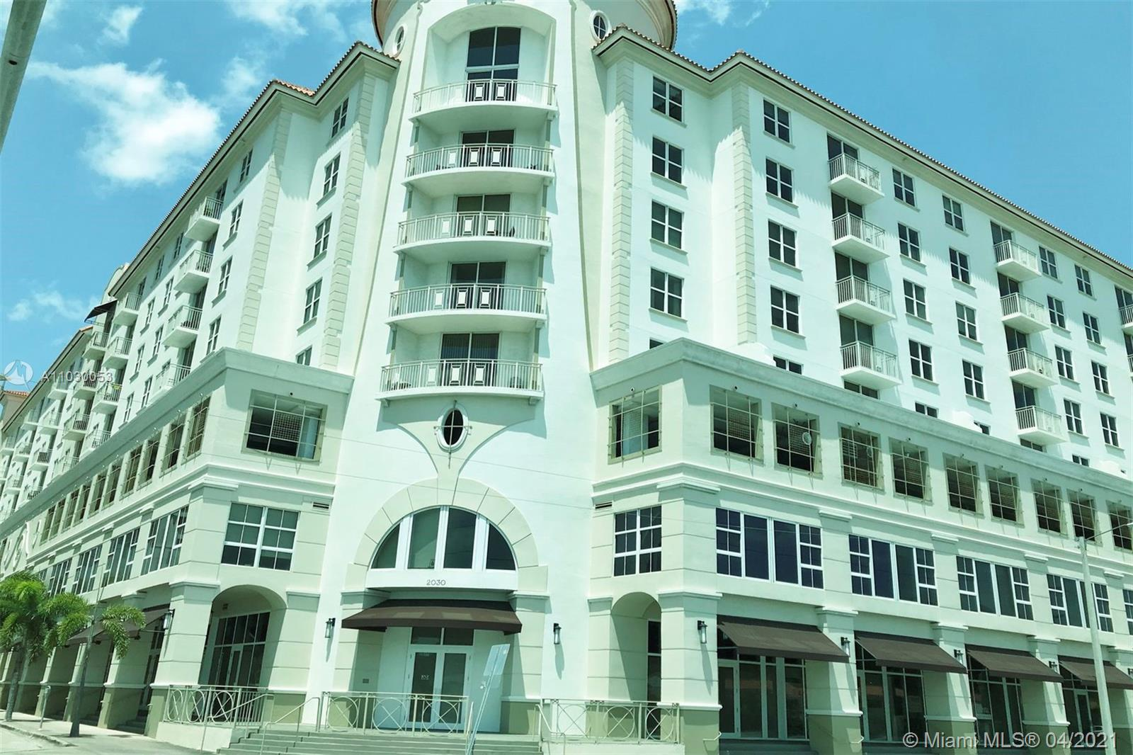 The Minorca Condo in the Heart of Coral Gables,  featuring a large 2 bedroom, with split floor plan,