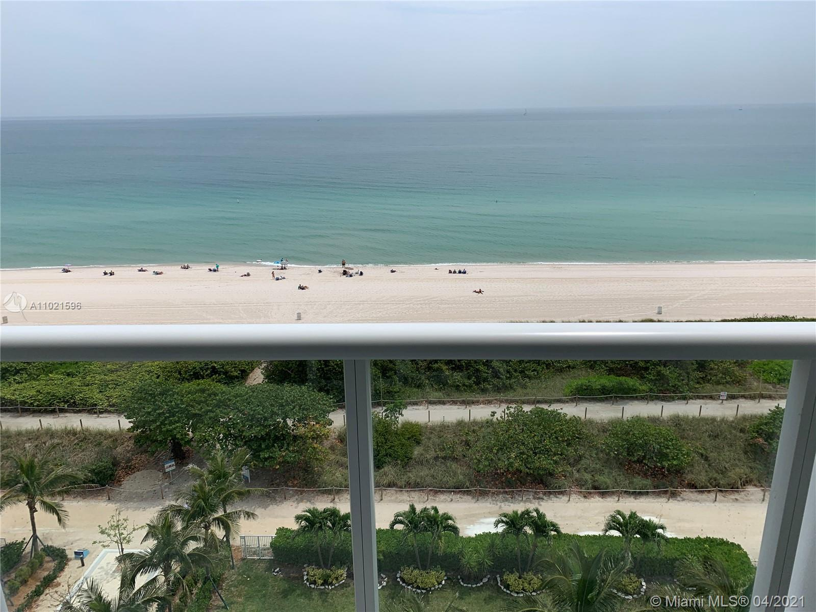 Really hard to find , open ocean view , with a balcony facing straight to ocean , that is what your