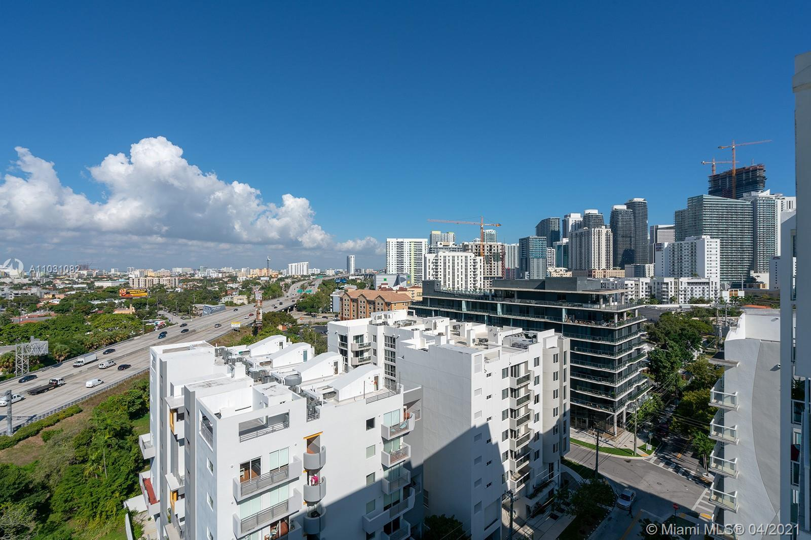 PENTHOUSE, 1 Bedroom 1 Bath Residence @ Brickell View West.