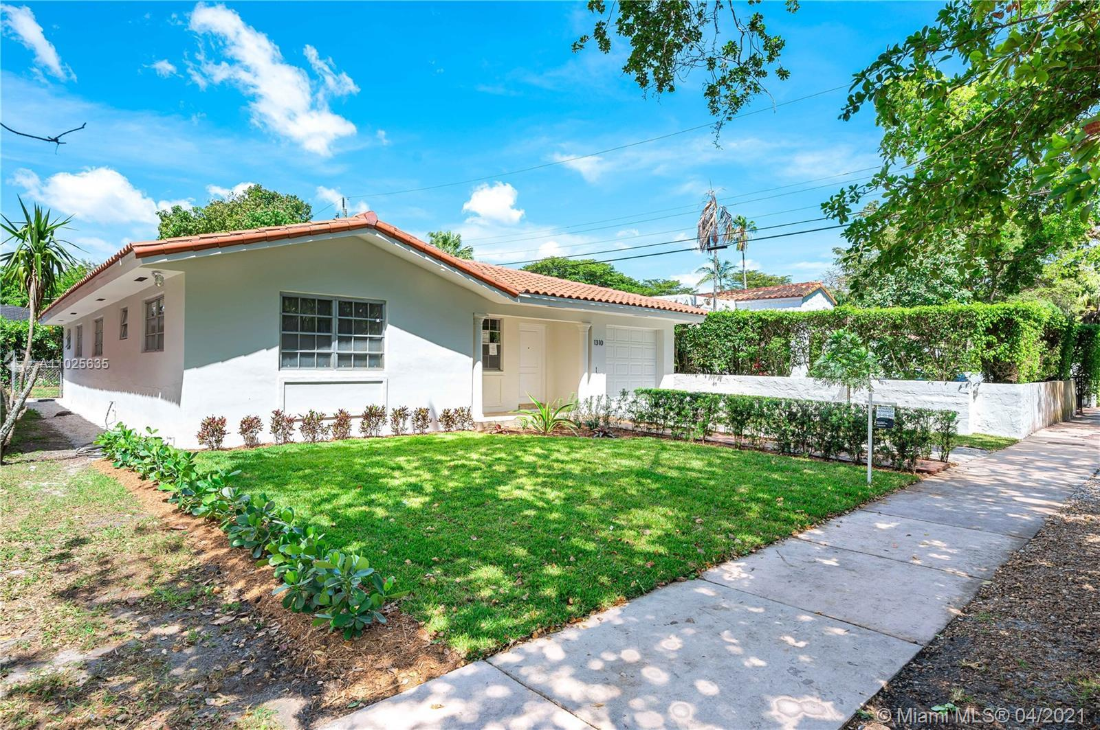 Beautiful home on a great quiet street...room to expand or build pool.  Very large bedrooms with spa
