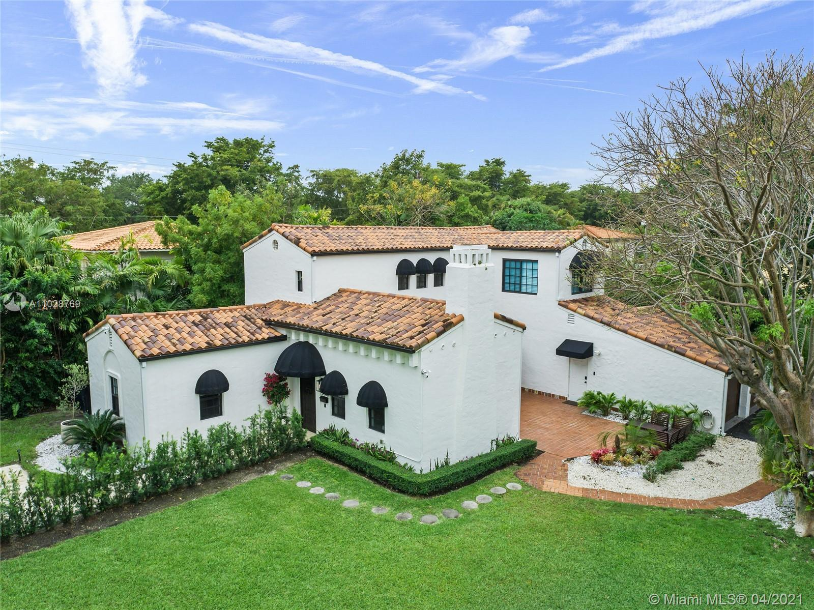 Stunning 2-story home fully renovated located on the corner of Alhambra Cr and Miller Rd. This home