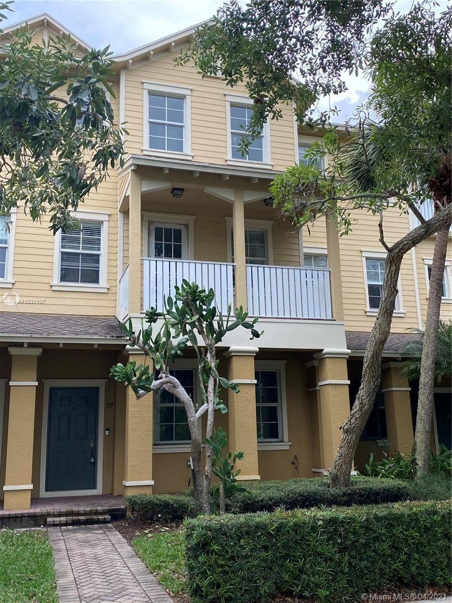 This is a must see! This trilevel townhome is just a bike ride from shopping, dining, and the beache