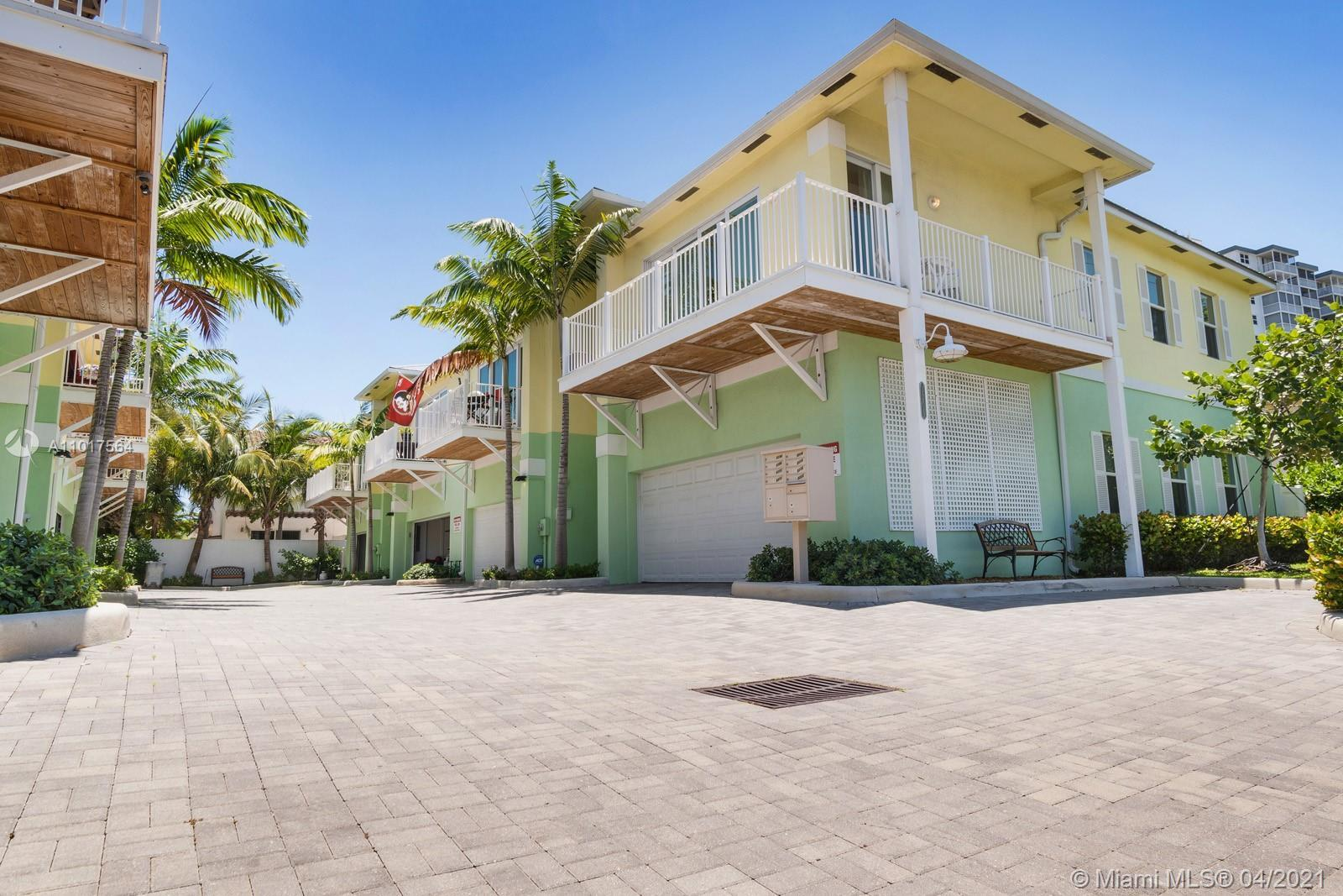 This 2014 corner unit beach townhouse has it all! It's nestled right between the Atlantic ocean and