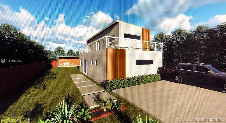 New Construction 2021 This beautiful house has 1,700 sqft under A/C and 3 bedroom, 3 1/2 bathroom  w
