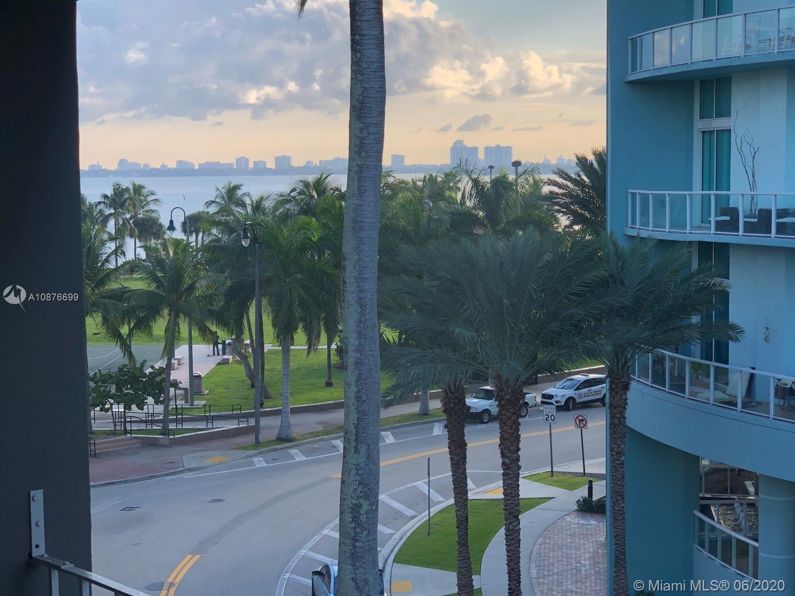 GREAT LIVING IN ONE OF MIAMI'S MOST SOUGHT OUT ENCLAVE ACROSS FROM MARGARET PACE PARK! ENJOY BAY & C