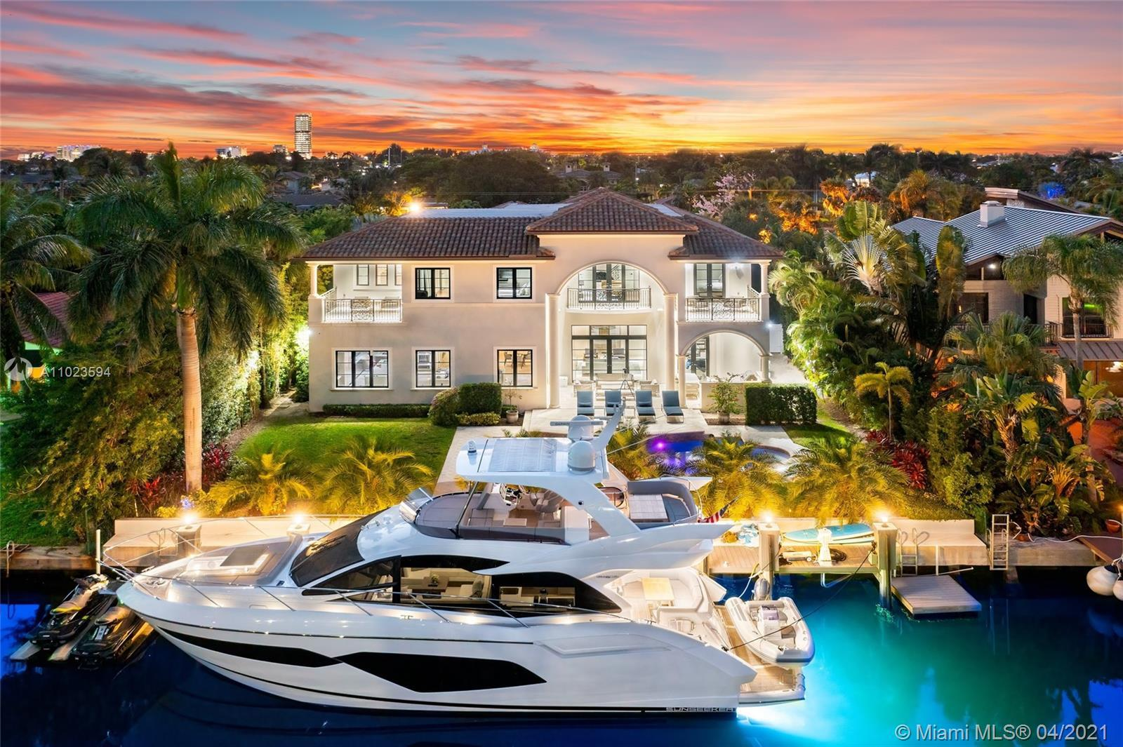 THIS CUSTOM BUILT WATERFRONT SMART HOME FEATURES 6 BEDROOMS PLUS OFFICE AND STAFF ROOM, 7 1/2 BATHRO