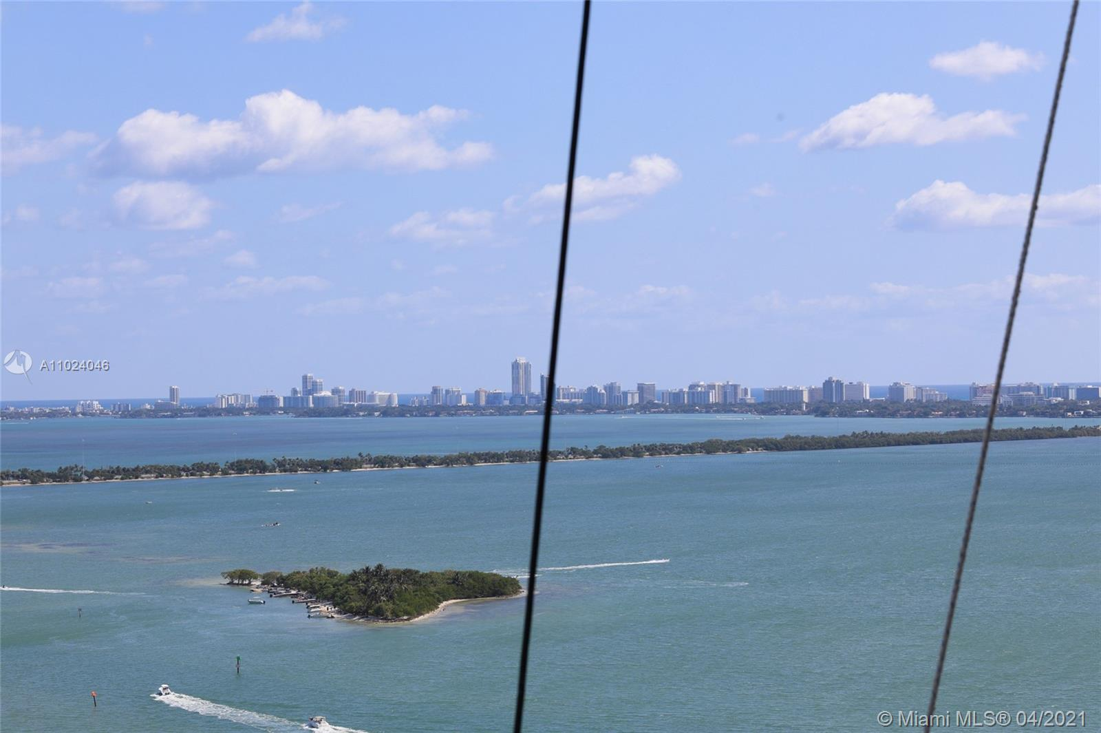 Gorgeous bay view from this one bedroom apartment in Venetia condo!  Incredible location in the Art