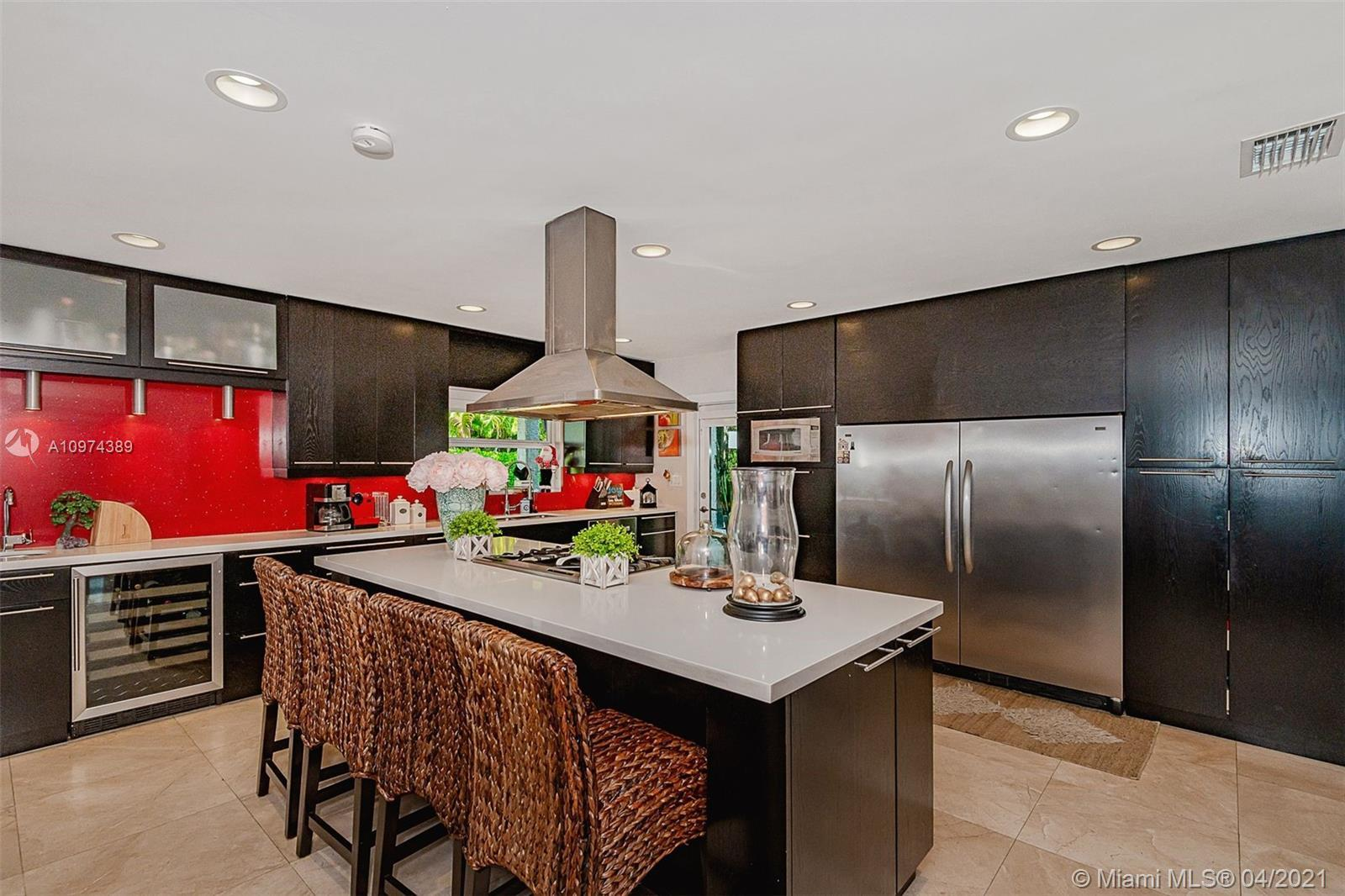 Beautiful ready to move in house in the heart of Pinecrest. Totally renovated pool home with plenty