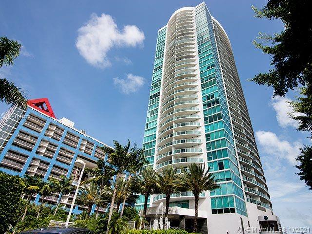 MAGNIFICENT ONE BEDROOM/ONE BATH UNIT WITH GREAT VIEWS OF THE BAY AND OCEAN!! UNIT FEATURES MARBLE F
