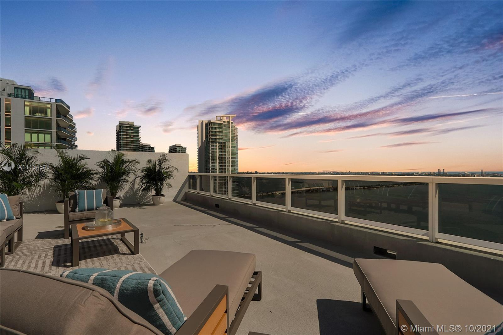 Stunning 2 level, east-west flow-thru Penthouse. Originally a 3-bed which was gutted to the studs &