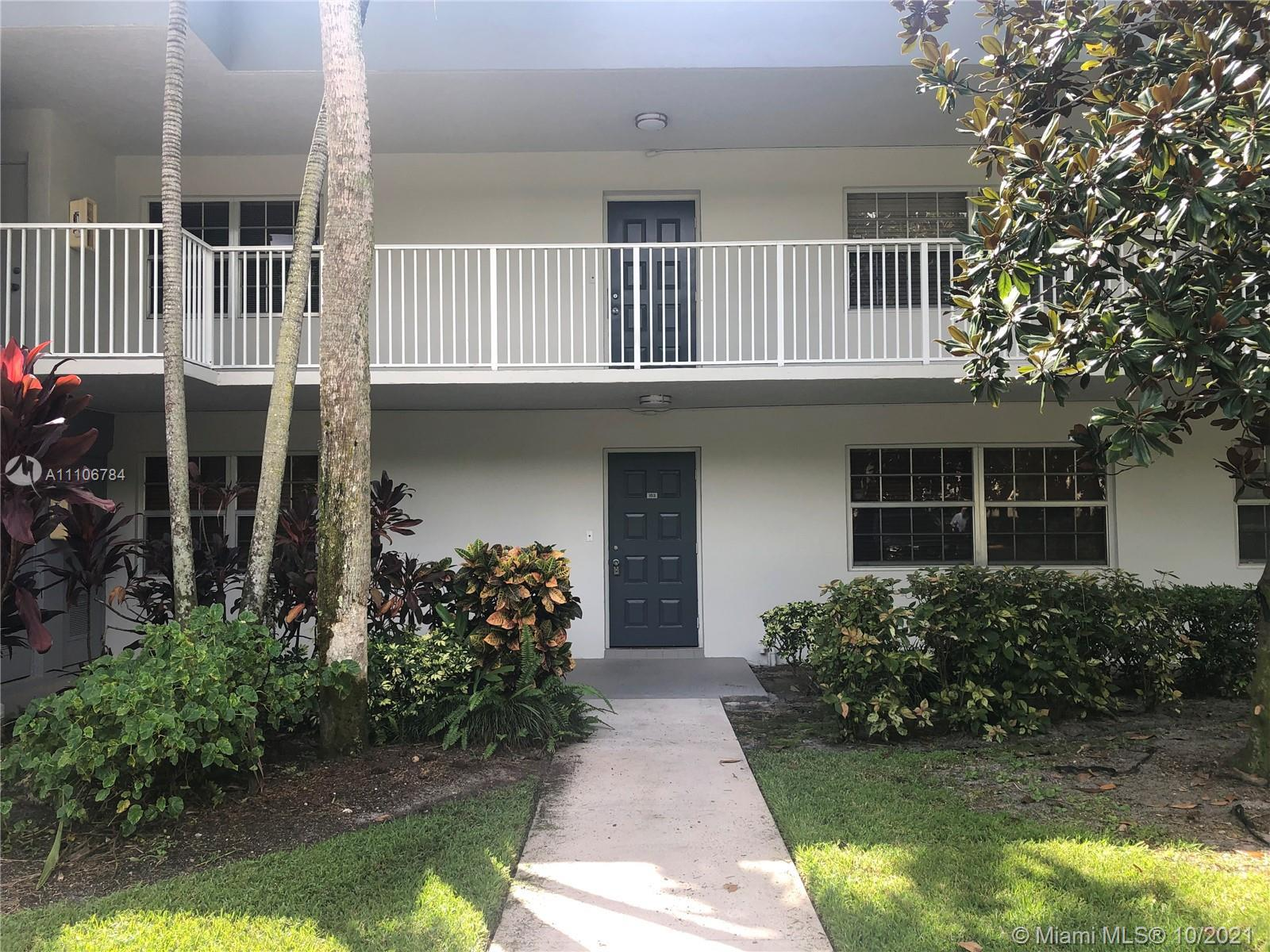 Highly desired area in Palm Aire. This 3 bedroom 3 bath unit ceramic flooring throughout living area