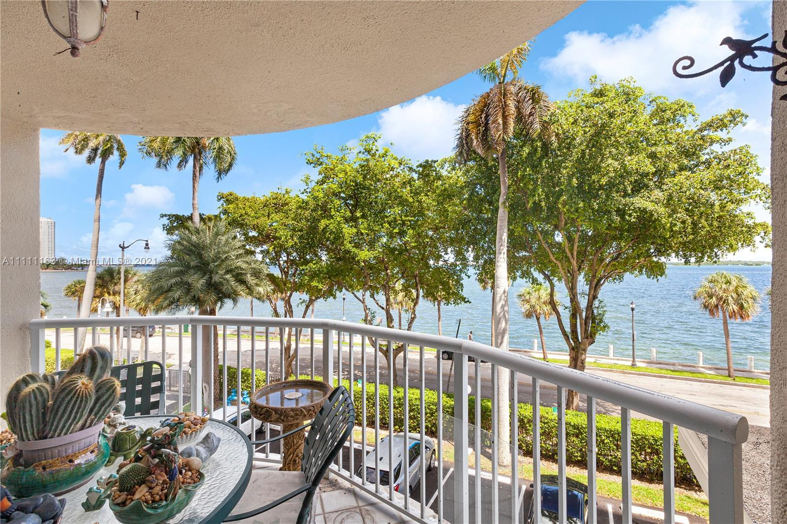 Coveted North East corner 3 bedroom/2 bathroom unit at Bayshore Place Condominium, an outstanding bo